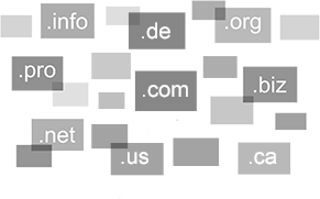Traditional Domain Names - TLDs